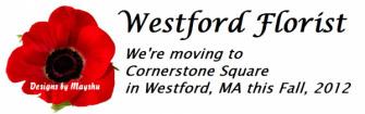 Westford Florist logo